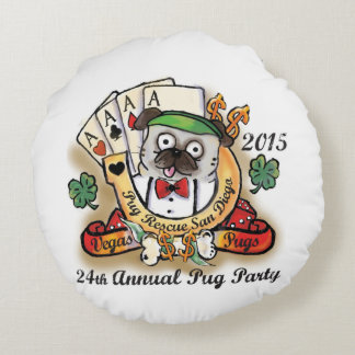 PRSDC 2015 Annual Party Round Pillow