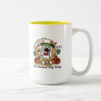 PRSDC 2015 Annual Party Two-Tone Coffee Mug