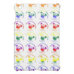 PRSDC Logo - Rainbow Pride iPad Mini Covers
