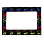 PRSDC Logo - Rainbow Pride Magnetic Frames