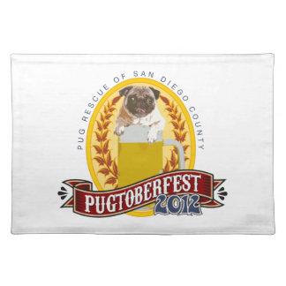 PRSDC Pugtoberfest Logo Placemat