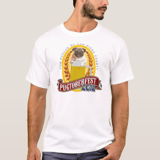 PRSDC Pugtoberfest Logo T-Shirt