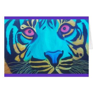 Pru the Tiger Greeting Cards