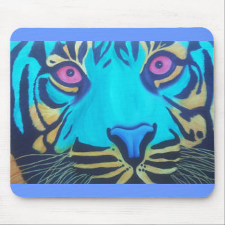 Pru the Tiger Mousepad