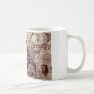 Prudence and Manly Virtue by Paolo Veronese Coffee Mug