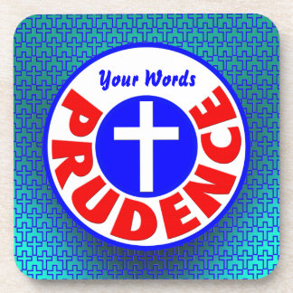 Prudence Beverage Coaster