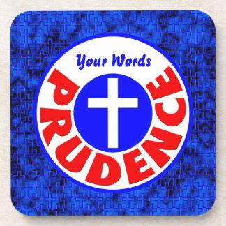 Prudence Drink Coaster