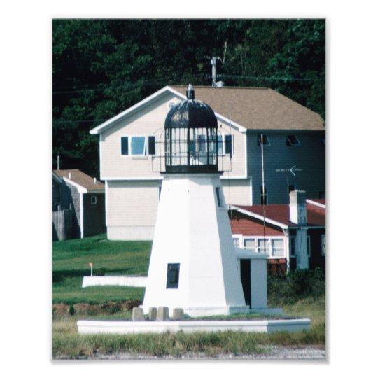 Prudence Island Lighthouse Photo Print