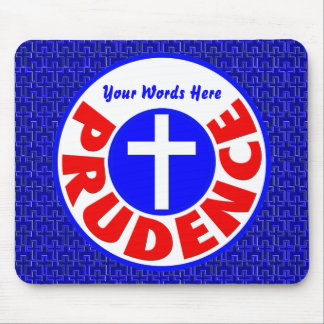 Prudence Mouse Pad