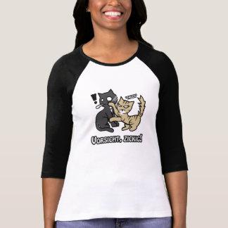 Prudencia, zickig! Shirt Camisetas