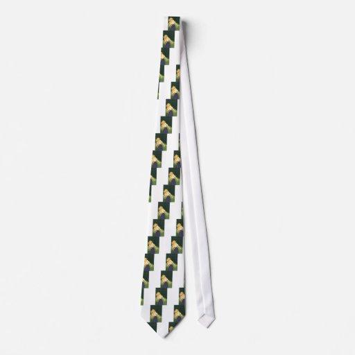 Prueba clara corbatas personalizadas