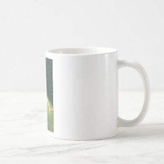 Prueba clara taza de café