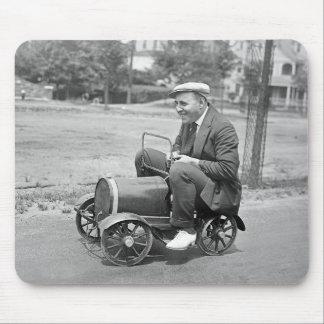 Prueba de carga, 1900s tempranos tapete de ratones