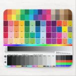 Prueba de color Mousepad