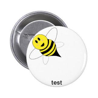 prueba de la abeja pin