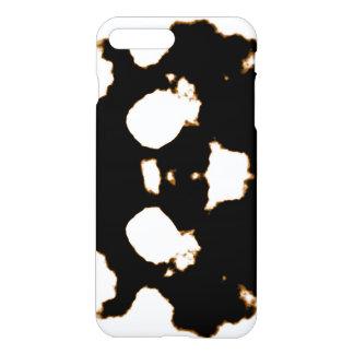 Prueba de Rorschach de una tarjeta de la mancha Funda Para iPhone 7 Plus
