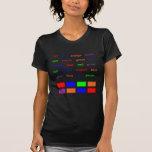 Prueba de Stroop Camiseta