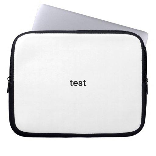prueba manga computadora