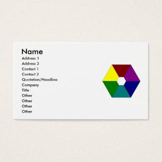 prueba tarjetas de visita