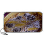 Prune and tangerine clafoutis For use in USA Mini Speakers