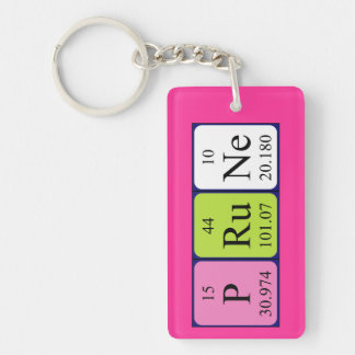 Prune periodic table name keyring