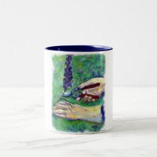 Pruning Two-Tone Coffee Mug