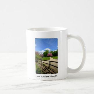 Prunus Park in Velvia Film Mug