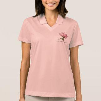 Prunus Park in Velvia Film Polo Shirt