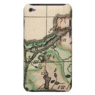 Prusia 2 iPod Case-Mate cárcasa