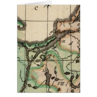 Prusia 2 tarjeta de felicitación