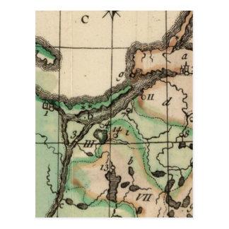 Prusia 2 tarjeta postal