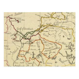 Prusia 3 postal