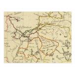 Prusia 3 postales