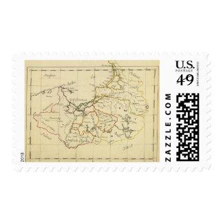 Prusia 3 sello