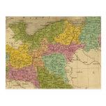 Prusia 4 postales