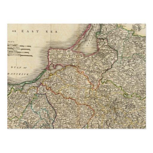 Prusia 8 postal