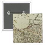 Prusia, Dantzick Pin Cuadrada 5 Cm