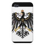 Prusia iPhone 4 Coberturas