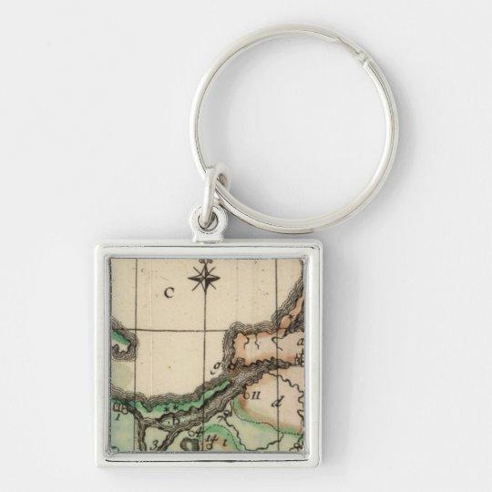 Prussia 2 keychain