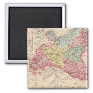 Prussia 7 magnet