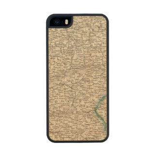 Prussia and Poland 2 Carved® Maple iPhone 5 Case