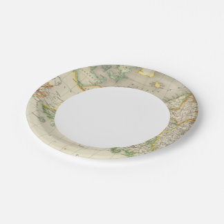 Prussia and Poland Paper Plate
