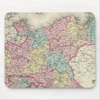 Prussia And Saxony Mouse Pad