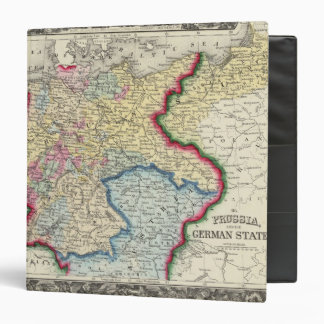 Prussia, And The German States 3 Ring Binder
