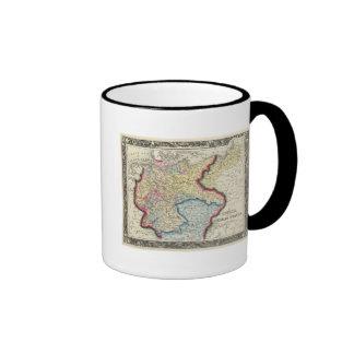 Prussia, And The German States Coffee Mug