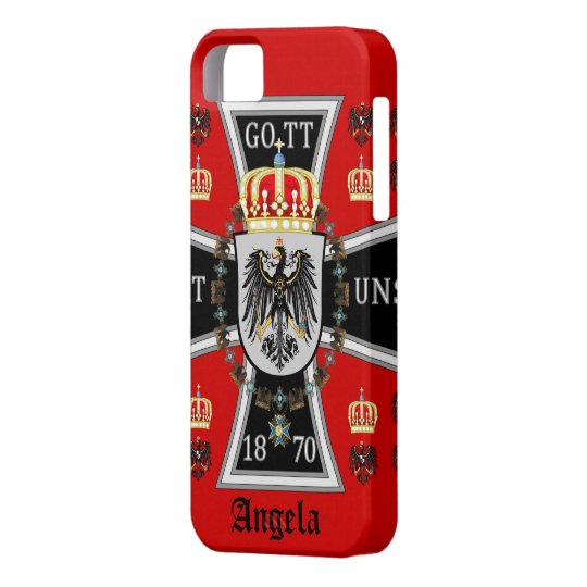Prussia Coat of Arms iPhone SE/5/5s Case
