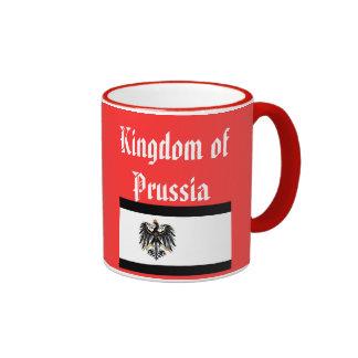 Prussia Coffee Mug* Ringer Mug