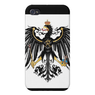 Prussia Cover For iPhone 4