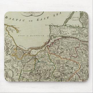 Prussia, Dantzick Mouse Pad