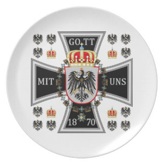 Prussia Dinner Plate
